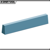 Tungsten carbide bar for VSI rotor tip