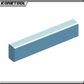 Carbide strip for VSI Rotor hammer